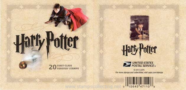 carnet espectacular harry poter